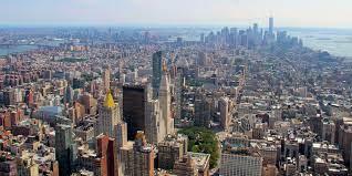 Die fünf Stadtteile von New York ...