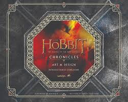 The Hobbit Chronicles Art Design Collecting The Precious The Hobbit The Battle Of The Five