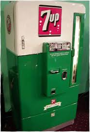 Vintage 7up Vending Machine For Sale Simple Vintage 48up Machinelike The Ones In COD Zombies Citrus