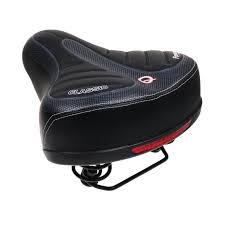 gel saddle cover most comfortable bike