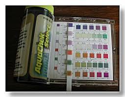 Aquachek Select Color Chart 77 Complete Aquacheck Color Chart