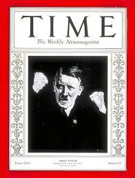 TIME Magazine Cover: Adolf Hitler - Dec. 21, 1931 - Adolph Hitler - World  War II - Germany - Nazism