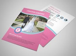 Wedding Photography Flyer Template Mycreativeshop