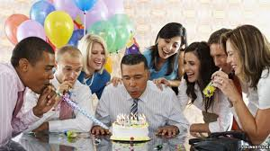 Office Birthday The Safe Way To Recognise A Workplace Birthday Bbc News