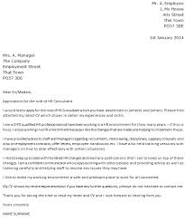 Cover Letter For Hr Hr Consultant Cover Letter Example Icover Org Uk