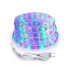 120v Led Rope Light China Multi Color 150 Feet 120v 2 Wire 1 2 Inch Led Rope