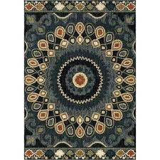 navy blue area rug 5x7 5 x 8 medium blue red and green area rug wild