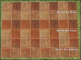 and here are the two basic tiles in use indoors just cuz