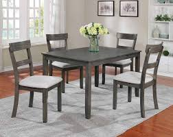 henderson grey dining set dining rooms american freight