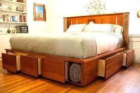 king storage bed plans. Storage Bed King Size Platform Plans Beds With . I