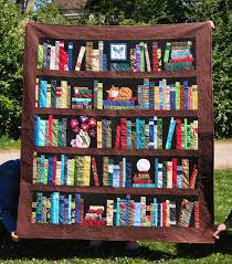 Bookcase Quilt Pattern Amazing Design Ideas