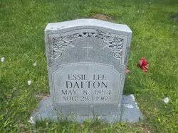 Essie Lee Nester Dalton (1894-1969) - Find A Grave Memorial