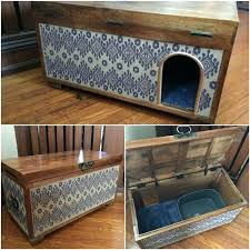 litter box furniture cat enclosed covered. Covered Cat Litter Box Furniture. Hidden Furniture Cool And Best Boxes Uk Enclosed U