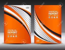 orange cover template cover annual report cover design business brochure flyer magazine covers
