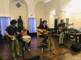 Mystery Jets perform at St Thomas' Hospital - Southwark News