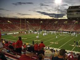 File University Of Nevada 44 Unlv 26 Sam Boyd Stadium Las