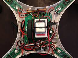 quadcopter robotics nova external leds it also appears there are 2 different ways because different wire colors were used but in actuality there is only one it s all the same electrically