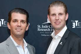 Image result for eric trump charity