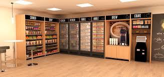 Aramark Vending Machines Gorgeous Marketplace Solution Vibe Fresh Markets Breakroom Vending