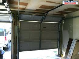 garage door sensor alignment garage door sensor safety alignment lights not turning on sensors linear garage