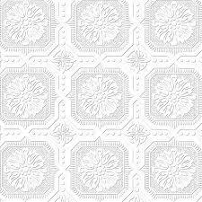 allen + roth White Textured Wallpaper ...