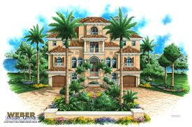 mediterranean house plans. Mediterranean House Plans A