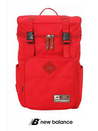 new balance backpack. nb001*new balance canvas backpack (red) new balance backpack
