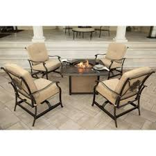 Fire Pit Table Sets You ll Love