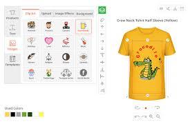 Creat A Shirt T Shirt Design Software Magento Online Html5 T Shirt Designer Tool