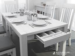 white washed dining room furniture. Rustic Dining Tables White Wash Modern Solid Timber Distressed Furniture Melbourne Washed Room I