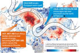where do jet streams form frequent tornadoes a symptom of jet stream change