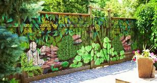 Top Ideas For Decorative Garden Fence 15 Unique Garden Fencing Ideas Wood  Picket Fence Panels