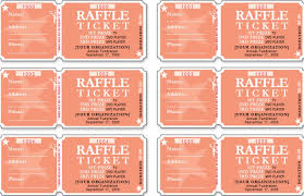 template raffle tickets raffle ticket template 14 free templates free premium templates
