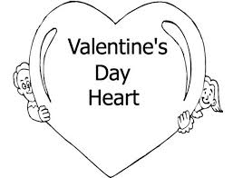 Small Picture Heart Of Valentine Coloring Page Valentine Coloring pages of