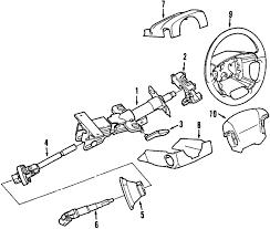 com acirc reg volvo s steering column oem parts 2003 volvo s80 t6 l6 2 9 liter gas steering column