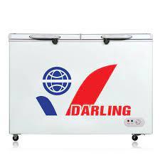 Tủ đông Darling DMF-3999-W1 400L 2 Ngăn
