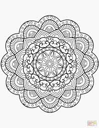 Disney Mandala Coloring Pages Printable Download Them Or Print