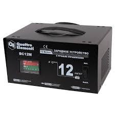 Купить Автомобильное зарядное <b>устройство Quattro Elementi BC</b> ...