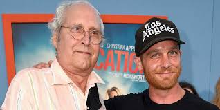ethan embry hanging out with chevy chase on vegas vacation business insider