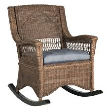 outdoor wicker rocking chairs with cushions. wicker outdoor rocking chair cushions . chairs with