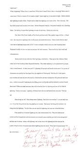funny essays essay lightning cover letter gallery of examples of humorous essays