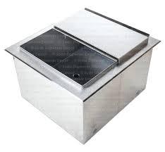 countertop ice bin x 7 circuit ice bin cold plate countertop ice storage bin countertop ice bin