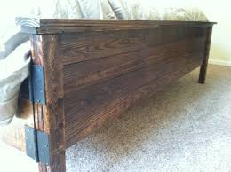 rustic bed plans.  Plans Full Size Of Bed Framesrustic Queen Storage Frame Wood Plans Plan How  To  For Rustic D