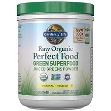 Buy Garden of Life, <b>Raw Organic Perfect</b> Food, Green Superfood ...