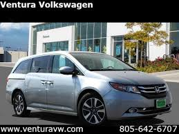 You supply the cheerios and dog hair. 2017 Honda Odyssey Touring For Sale Online Shopping
