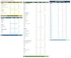 Sport Budget Template Sports Team Budget Template Website Design Development Cost