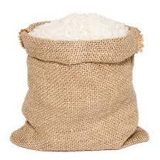 bag of white rice. Contemporary Bag White Rice In Burlap Sack Bag Isolated On White Background Stock Photo Throughout Bag Of Rice E