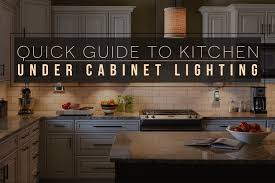 types of under cabinet lighting. Quick Guide To Kitchen Under Cabinet Lighting Types Of T