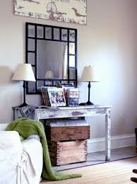 Tip 1 Pick Your Console Table  A