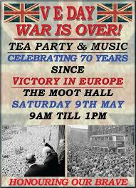 Image result for celebration marking the end of world war 2